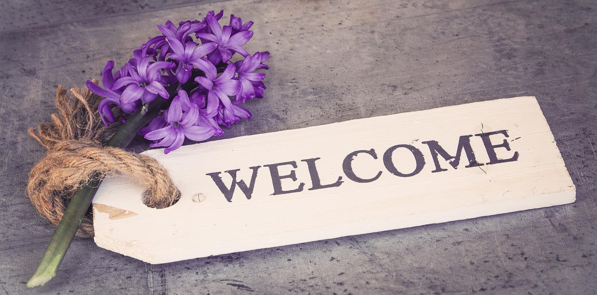 Ciao e ben arrivata!