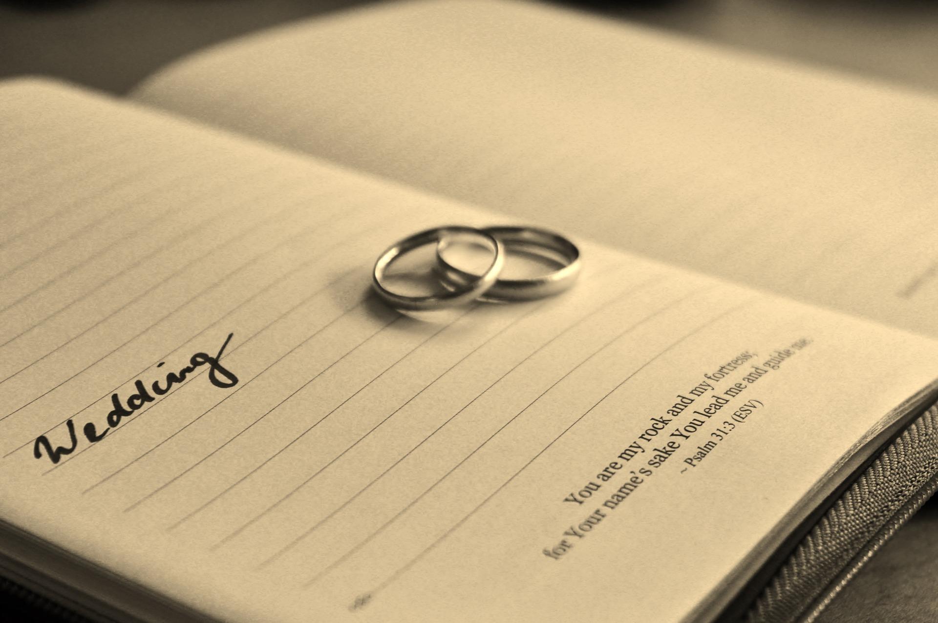 5 consigli per organizzare il matrimonio in modo sereno