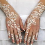 white hennè